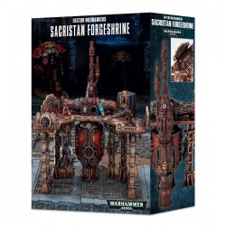 Sector Mechanicus: Sacristan Forgeshrine