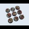 Triad Bases - Wround 30mm (5)
