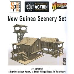 New Guinea Buildings