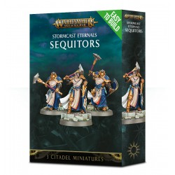 Easy to Build: Stormcast Eternals Sequitors (3)