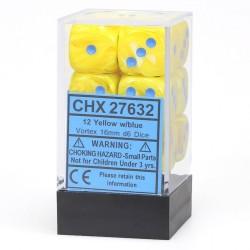Vortex Yellow w/blue 16mm