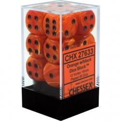 Vortex Orange w/black 16mm