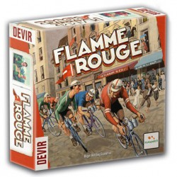 Flamme Rouge  (Spanish)