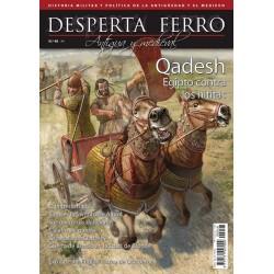 Desperta Ferro Antigua y Medieval Nº 48: Qadesh. Egipto contra los Hititas