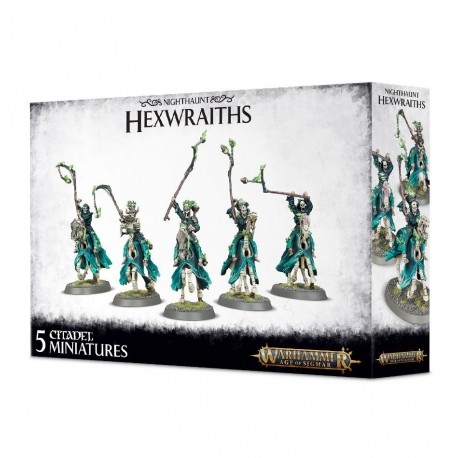 Nighthaunt Hexwraiths (5)