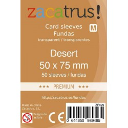 Fundas Desert Premium - 50x75mm (50)