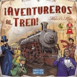 ¡Aventureros al Tren! (Spanish)