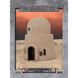 Galactic Warzones - Desert Tower (Prepintado)