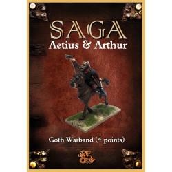 Goth Starter Warband (4 Points)