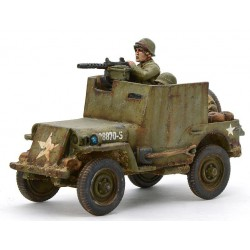 US Armoured Jeep