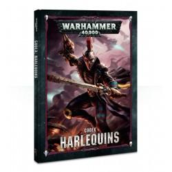 Codex: Harlequins (Inglés)
