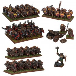 Dwarf Army (Re-package & Re-spec)