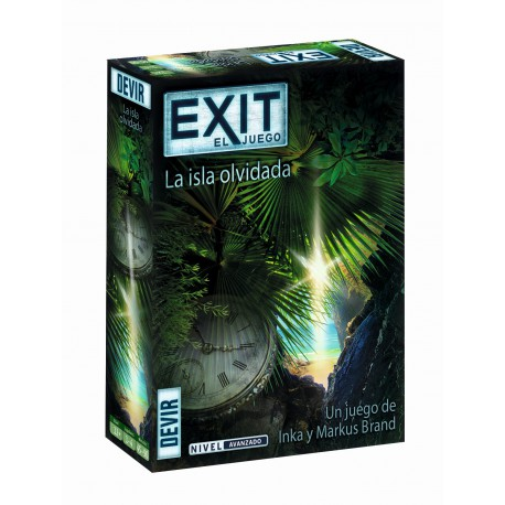 Exit 5 - La Isla Olvidada (Spanish)