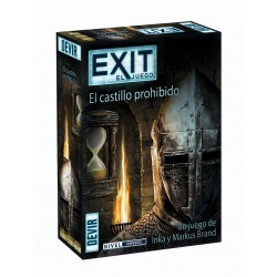 Exit 4 - El Castillo Prohibido (Spanish)