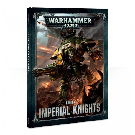 Codex: Imperial Knights (Spanish)