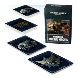 Datacards: Imperial Knights (Inglés)
