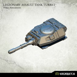 Legionary Assault Tank Turret: Heavy Autocannon (1)