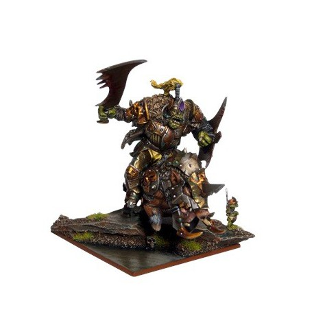 Orc Krudger on Gore