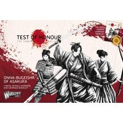 The Onna-bugeisha of Asakura (7)