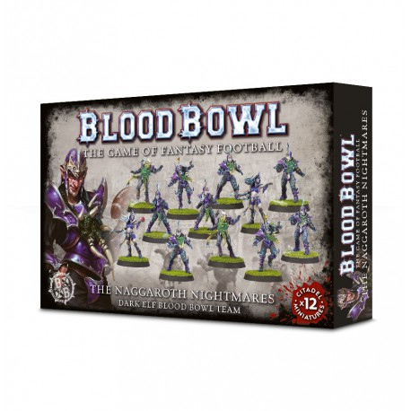 Blood Bowl: Naggaroth Nightmares (12)