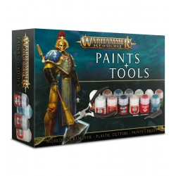 AoS Paints + Tools (Inglés y Castellano)