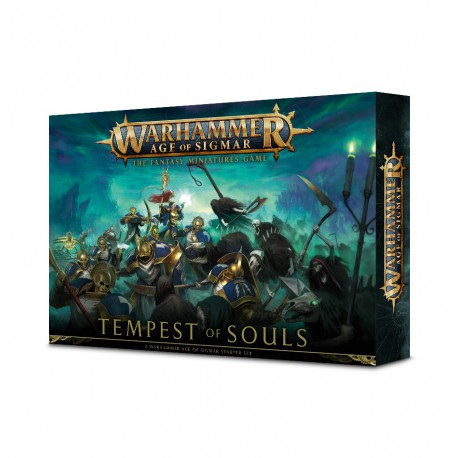 Age of Sigmar: Tempest of Souls (Castellano)