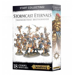 Stormcast Eternals Thunderstrike Brotherhood