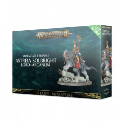 Easy to Build: Astreia Solbright Lord-Arcanum
