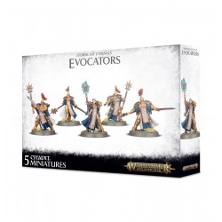 Stormcast Eternals Evocators (5)