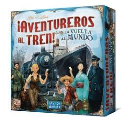 ¡Aventureros al Tren! La Vuelta al Mundo (Spanish)