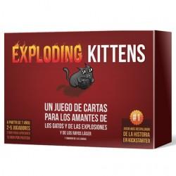 Exploding Kittens (Spanish)