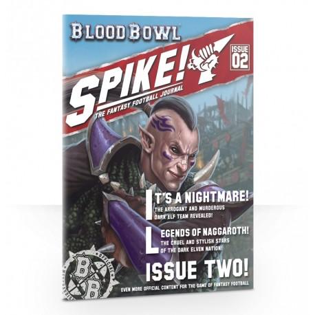 Spike! Journal Issue 2 (Inglés)