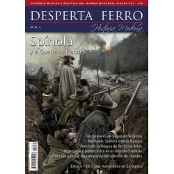 Desperta Ferro Moderna Nº 35: Spínola y la Guerra de Flandes (1604-1609)