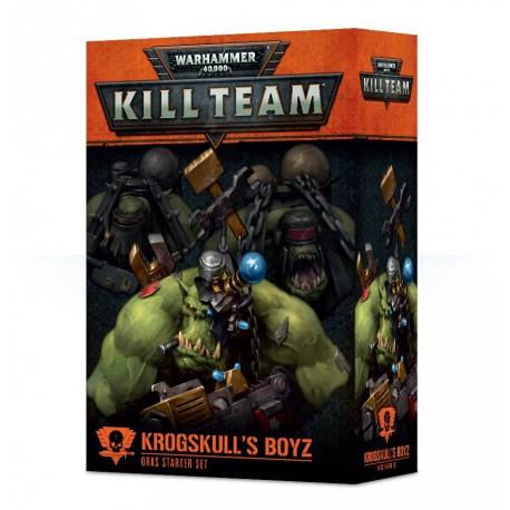 Kill Team: Krogskull's Boyz (Inglés)