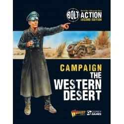 The Western Desert Campaign Book (Inglés)