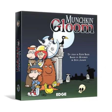 Munchkin Gloom (Spanish)