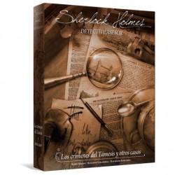 Sherlock Holmes: Los Crímenes del Támesis y Otros Casos (Spanish)