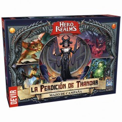 Hero Realms: La Ruína de Thandar (Spanish)