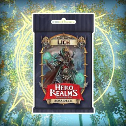 Hero Realms: Liche (Spanish)