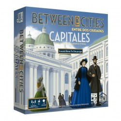 Between Two Cities. Capitales (Spanish)