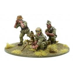 Afrika Korps Medium Mortar Team