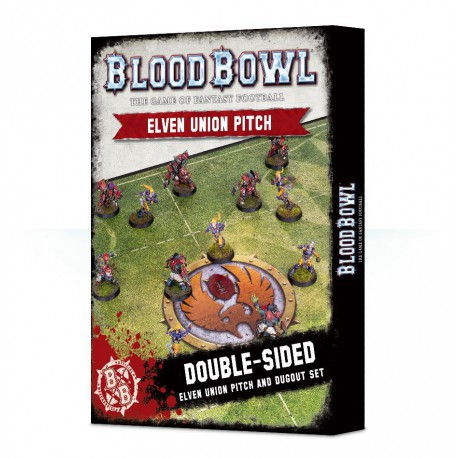 Blood Bowl: Campo Elven Union