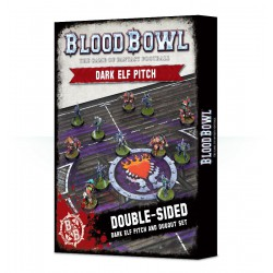 Blood Bowl: Campo Dark Elf
