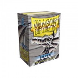 Fundas Dragon Shield: Plata (100)