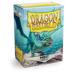 Dragon Shield Sleeves: Mint Matte (100)