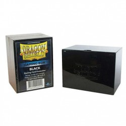 Caja de Cartas Dragon Shield Gaming Box Black