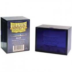 Caja de Cartas Dragon Shield Gaming Box Blue
