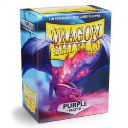 Fundas Dragon Shield: Purple Matte (100)