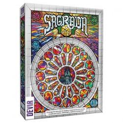 Sagrada (Spanish)