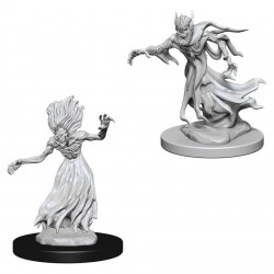 Wraith and Specter- D&D